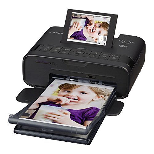 Canon SELPHY CP1300 Wireless Compact Photo Printer Black 2234C013