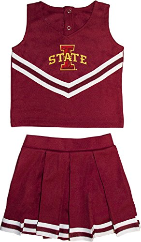 Creative Knitwear Iowa State University Cyclones Toddler