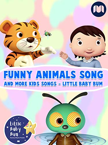Funny Animals Song and More Kids Songs -