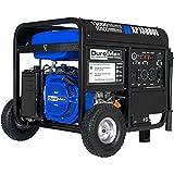 Duromax XP13000E 13000 Watt Gas Powered Electric Start Portable Generator