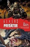 img - for Aliens vs. Predator: The Essential Comics Volume 1 book / textbook / text book