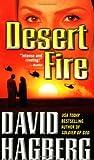 img - for Desert Fire (McGarvey) book / textbook / text book