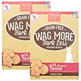 Cloud Star Wag More Oven Baked Grain Free Biscuits – 28 ounce Pumpkin