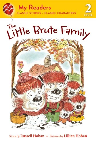 Download The Little Brute Family (My Readers) ebook