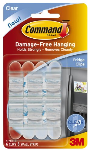 command clear fridge clips - 5