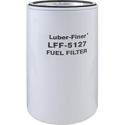 Luber-finer LFF5127 Heavy Duty Fuel Filter: Automotive