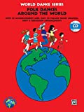 img - for Folk Dances from Around the World: Book & CD (World Dance Series) book / textbook / text book
