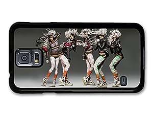 Kesha Dancing Clones Ke$ha Popstar carcasa de Samsung Galaxy S5 A5237