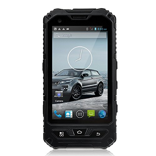 Sudroid 4 Inch 3G Rugged Android 4.4.2 Waterproof Smartphone