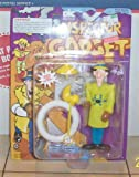 1992 DIC Tiger Toys INSPECTOR Gadget Water Squirting Action Figure