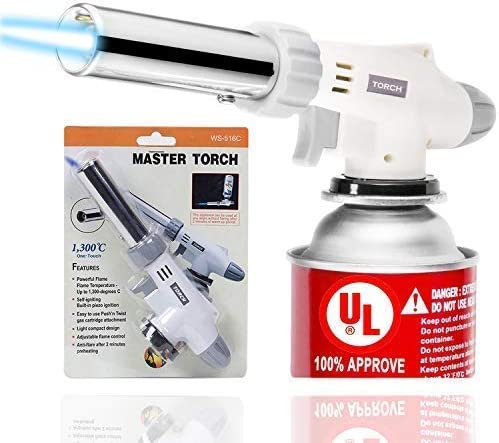 Butane Torch Kitchen Blow Adjustable product image