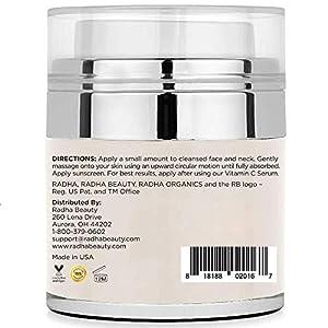 Best Night and Day Moisturizing Cream- Radha Beauty Retinol  Miracle Cream