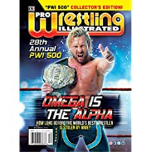 Pro Wrestling Illustrated Magazine-December 2018: 28th Annual PWI 500-Collector's Edition; Kenny Omega, AJ Styles, Kaz Okada, Seth Rollins, Roman ... many more Superstars! +PWI Official Ratings