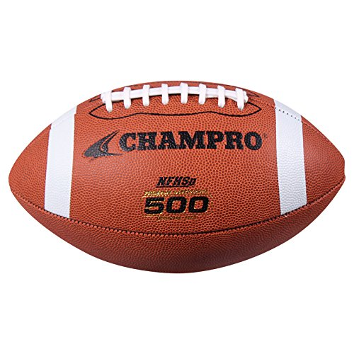 Champro Composite Cover 500 Football (Tan, Pee Wee)