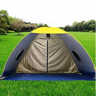 Tente Extérieure De Tente Imperméable À L'eau Anti-UV Extérieure Imperméable De Tente De Soleil De Couverture De Plage