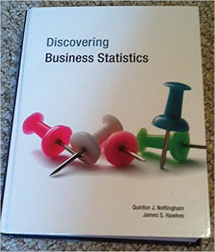 EPUB DOWNLOAD Discovering Business Statistics Textbook PDF FULL