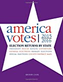 img - for America Votes 2015-2016: Election Returns by State book / textbook / text book