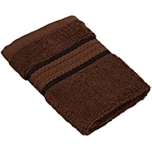 Cotton Craft Ultra Soft 12 Pack Wash Cloths 12x12 Chocolate weighs 2 Ounces each - 100% Pure Ringspun Cotton - Luxurious Rayon trim - Ideal for everyday use - Easy care machine wash