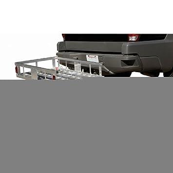 Heavy Duty 500 Lb aluminio silla de ruedas y Scooter Carrier para enganche de clase III/IV: Amazon.es: Hogar