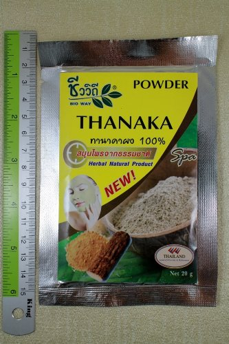 Thanaka Powder - Buy Online in KSA  Miscellaneous products
