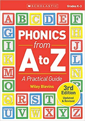 [1338113496] [9781338113495] Phonics From A to Z, 3rd Edition: A Practical Guide Updated, Revised Edition-Paperback