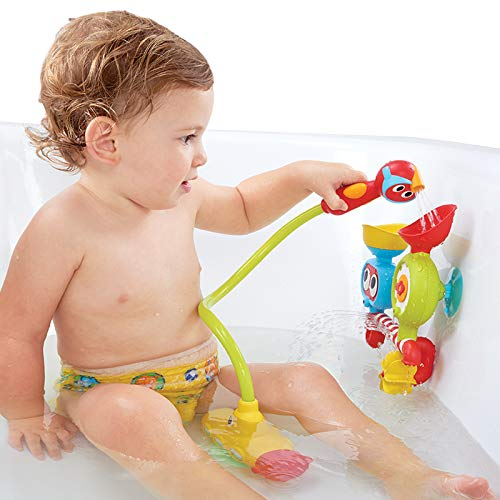 Yookidoo Bath Toy - Submarine Spray Station - Battery Operated Water Pump with Hand Shower and More by Yookidoo (Image #3)
