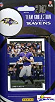 Baltimore Ravens 2017 Donruss NFL Football Factory Sealed Limited Edition 11 Card Complete Team Set with Joe Flacco, Terrell Suggs, Legend Johnny Unitas & Many More! Shipped in Bubble Mailer! WOWZZER!