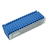 Egg Crate Camping Pad VGEBY Foldable Camping Mat, Lightweight Moisture Proof Egg Carton Structure Sleeping Mat for Hiking Camping Picnic Backpacking (Blue)