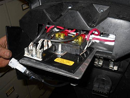 2014 Can-Am Maverick ''Command Center'' with Fuse Block and Illuminated Switches 11040