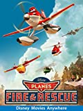 Planes: Fire & Rescue (Theatrical)