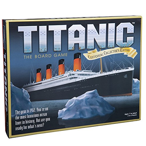Titanic: The Board Game - Centennial Collector's Edition
