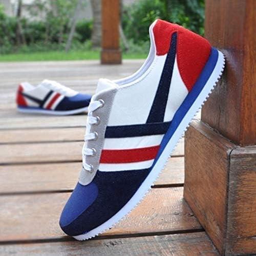 Sencillo Vida Zapatillas de Running Unisex Adulto Zapatos de Seguridad para Hombre Transpirables Sneakers Casuales Zapatos Hombre Vestir Zapatos Deportivas de Cordones para Correr Gimnasio: Amazon.es: Zapatos y complementos
