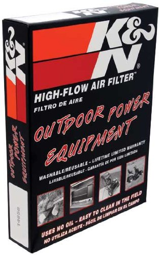 K&N 33-2415 High Performance Replacement Industrial Air Filter for Onan 140-3116 ()