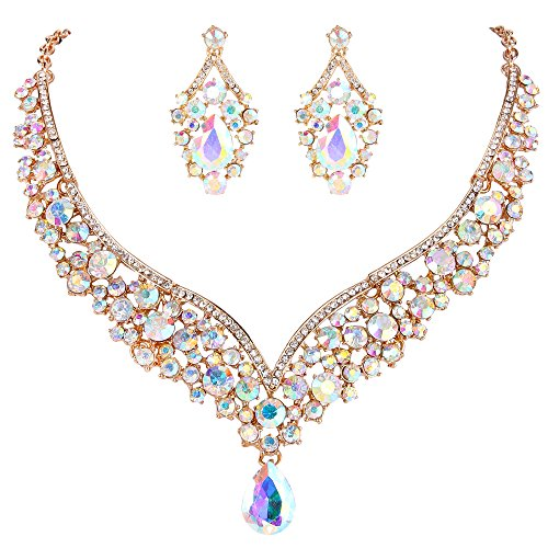 Elegant Crystal Jewelry - 9