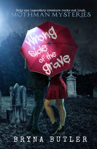 Wrong Side of the Grave (Mothman Mysteries) (Volume 1)