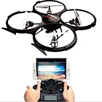 BDKJ Wifi FPV RC Drone U818a U919A Upgrade Version Remote Control Helicopter Quadcopter 6Axis Gyro Attitude Hold
