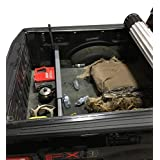 Boxtamer Truck Bed Divider/Cargo Manager - Pickup Truck Organizer Accessory Extendable to Fit Any Truck