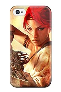 4635535K96305964 ipod Touch4 Heavenly Sword Tpu Silicone Gel Case Cover. Fits ipod Touch4