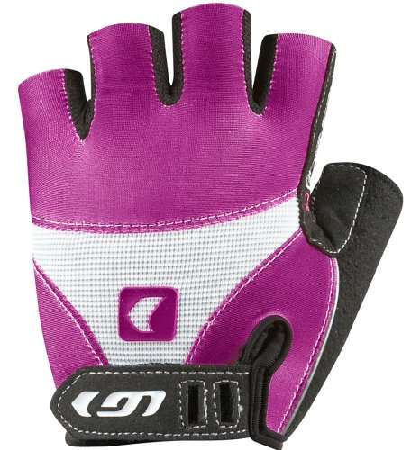 Louis Garneau 12C Air Gel Glove - Women's Candy Purple Small Womens Air Gel Carbon