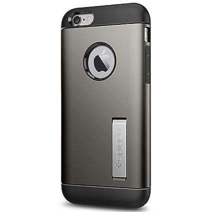 finest selection f6df0 ca6d1 Amazon.com: Spigen Slim Armor Designed for Apple iPhone 6S Case ...
