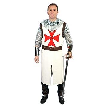 Traje Templario: Amazon.es: Juguetes y juegos