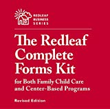 img - for Redleaf Complete Forms Kit for Both Family Child Care and Center-Based Programs, Revised Edition (Redleaf Press Business Series) book / textbook / text book