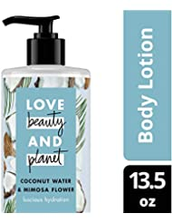 Love Beauty and Planet Coconut Water & Mimosa Flower...