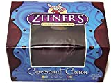 chocolate covered eggs - Zitner's Dark Chocolate Covered Cocoanut Cream Egg 8 Oz