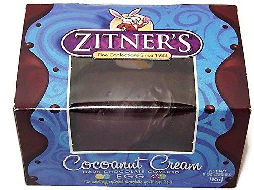 Zitners Chocolate Covered Cocoanut Cream