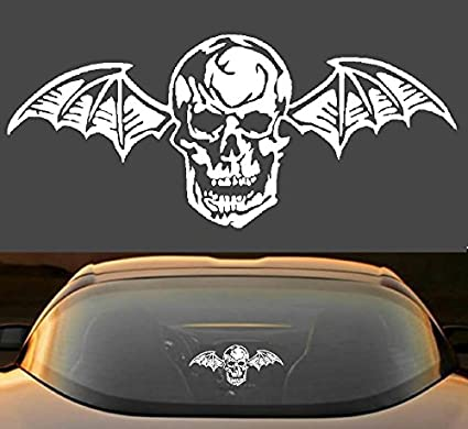 Avenged Sevenfold Stickers Car