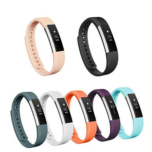 Vancle Fitbit Bands Replacement Tracker