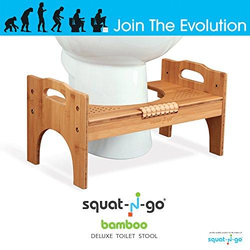 toilet stool for feet - 3