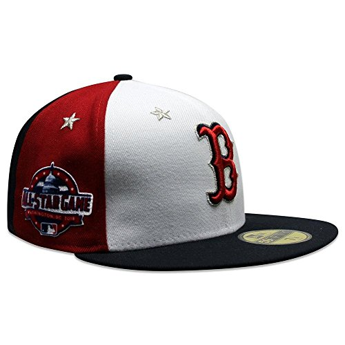 New Era Boston Red Sox 2018 MLB All-Star Game On-Field 59FIFTY Fitted Hat (7)