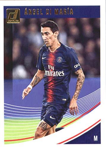 51340711b Amazon.com  2018-19 Donruss  54 Angel Di Maria Paris Saint-Germain Soccer  Card  Collectibles   Fine Art